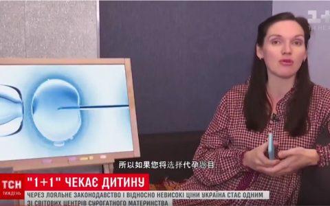 乌克兰在成为世界代孕中心之一