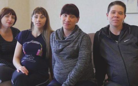 BioTexCom诊所的代孕母亲