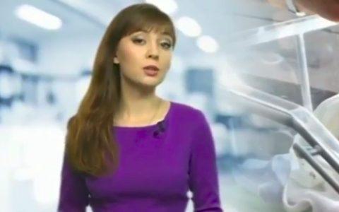 主导 «NTN »电视频道论乌克兰代孕