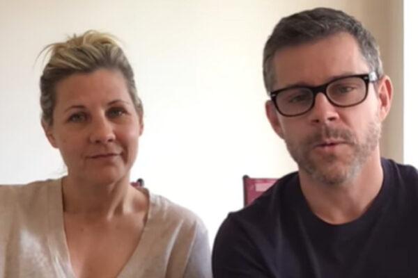 这是Andreas和Maria。 我们想通知大家有关冠状病毒测试的信息。